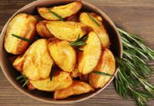 Молодой картофель по-бомбейски