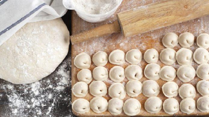 Правильное тесто для вареников и пельменей