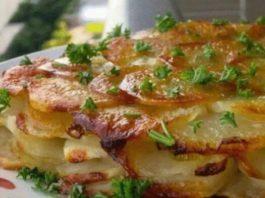 Картошка по-китайски