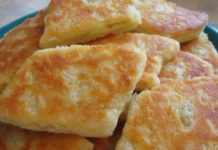 Домашние пирожки с картофелем