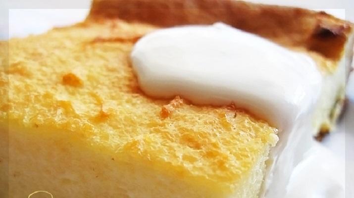 Торт Слезы ангела, творожный торт с меренгами