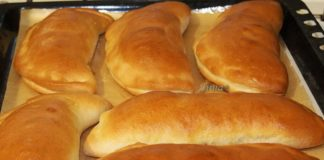 Салат «Лебяжьи перышки»