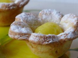 Песочное печенье «Напёрсток»
