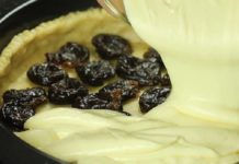 Пирог «Девичьи грезы»