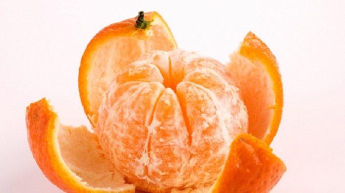 В кожуре мандарина — огромная сила