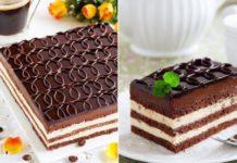 Как превратить полкило пряников в роскошный шоколадно-банановый торт