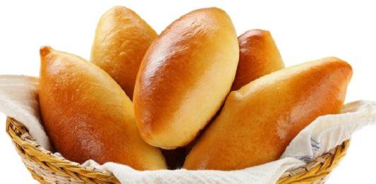 Лепёшки ароматные, картофельные, постные
