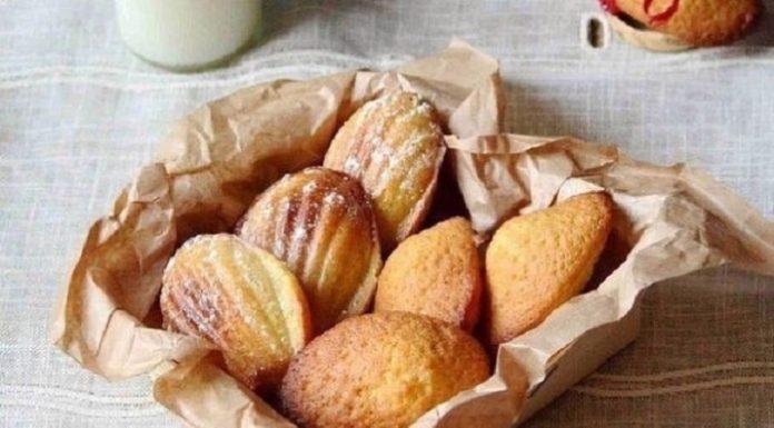 10 рецептов вкусного печенья