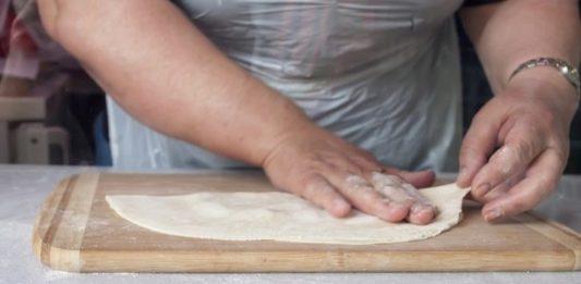 Слоеные пирожки «Уплетайка»