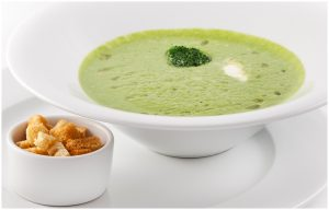 Суп из спаржи