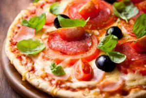 Мостовская пицца