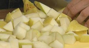 Пирожки с фруктами